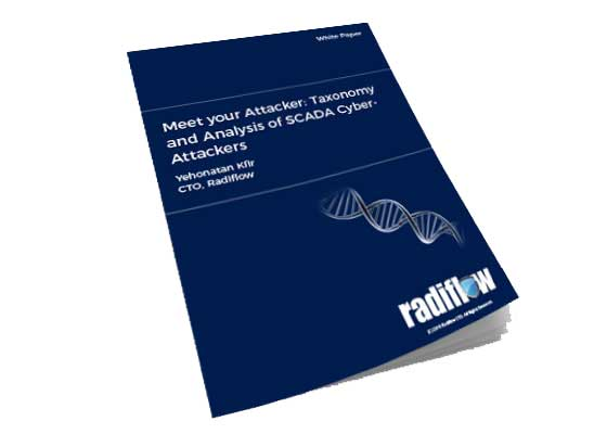 """Whitepaper: """"Meet Your Attacker – Taxonomy & Analysis of a SCADA Attacker"""""""