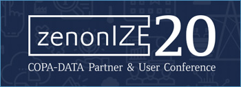 zenonIZE-20: Copa-Data Online Partner Event